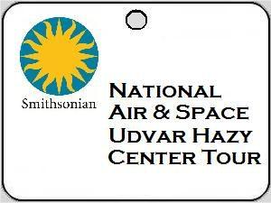 Conference Badge (Udvar Hazy Tour) 301x225x24b
