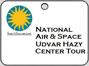 Conference Badge (Udvar Hazy Tour) 301x225x24b